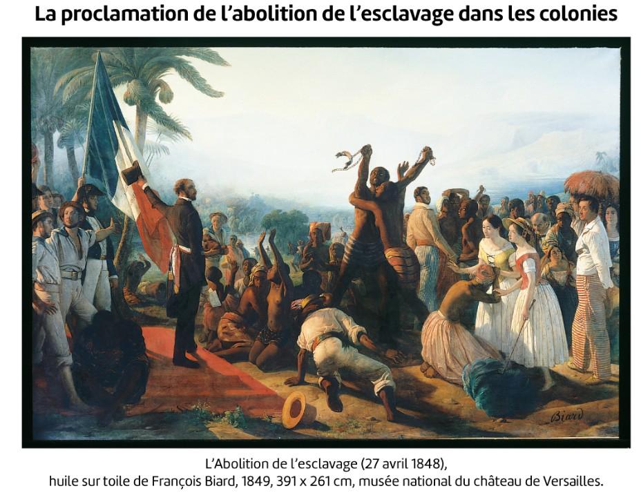Quelle mesure progressite est prise par les Européens dans leurs colonies au XIXème s. ?