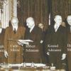 Quelle organisation marque le début de la construction européenne ?
