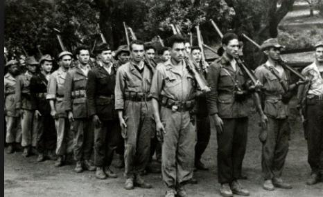 Qui mène le combat pour l'indépendance de l'Algérie ?