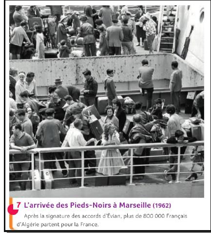 Que deviennent les Français d'Algérie après l'indépendance ?