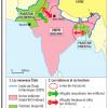 Quelles sont les conséquence de la décolonisation pacifique de l''Inde ?