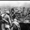 Quelle bataille majeure se déroule sur le front ouest en 1916 ?