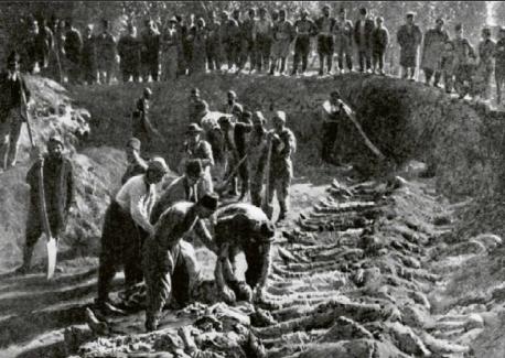 Quel est le bilan du génocide arménien  ?