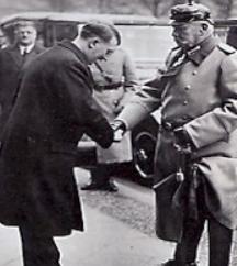 Quelques dates: prise de pouvoir de Hitler ?