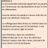 Qui possède la souveraineté (le pouvoir) en France ?