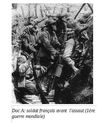 A quelle phase de la guerre correspond cette photographie  ?