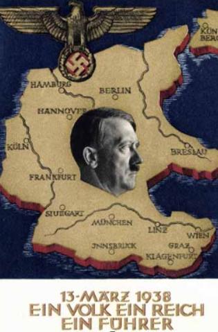 Le régime nazi est une dictature car....