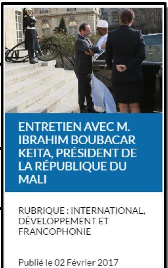 Quel pouvoir du président de la République est illustré par ce doc ?