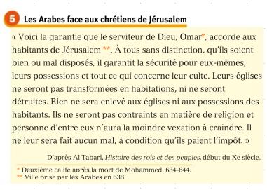 Que deviennent les peuples conquis par les Arabo-musulmans ?