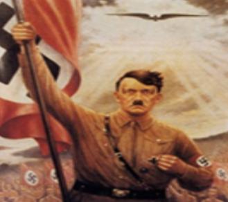 Sur quoi repose la propagande nazie ?