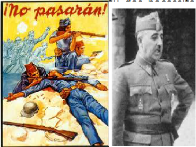Quel événement international a entraîné des tensions entre radicaux, communistes et socialiste  à partir de 1936 ?